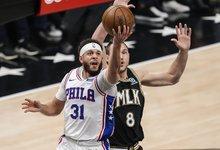 """NBA atkrintamosios: """"Hawks"""" –..."""