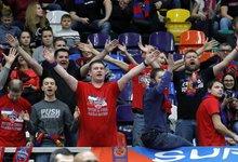 """Eurolyga: CSKA – """"Maccabi"""""""