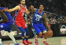 "NBA: ""76ers"" – ""Clippers"""