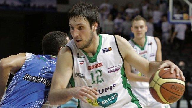 G.Orelikas viso sezono metu žaidė stabiliai ir labai naudingai (Fotodiena.lt)