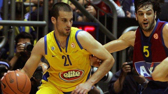 """Y.Halperinas """"Maccabi"""" yra rungtyniavęs jau šešis sezonus (Scanpix)"""