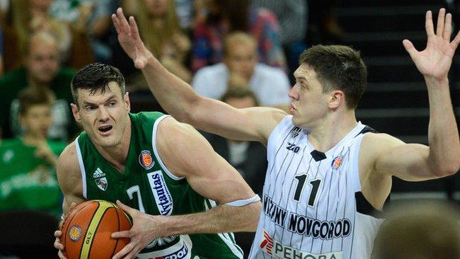 D.Lavrinovičius ir vėl buvo geriausias Kauno ekipos žaidėjas (Robertas Dačkus, Fotodiena.lt)