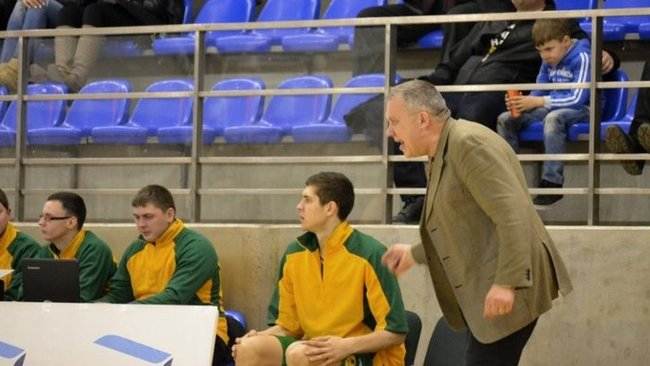 E.Nickus išsakė savo nuomonę apie šalies krepšinio jaunimą