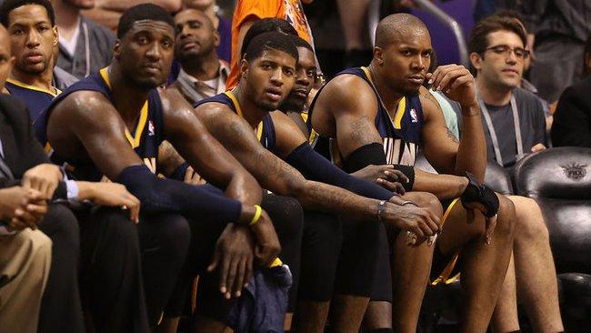 """""""Pacers"""" leis atsikvėpti savo lyderiams (Scanpix)"""