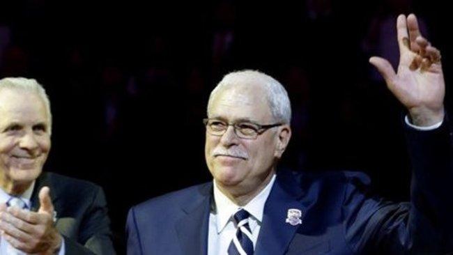 Ph.Jacksonas šiuo metu yra itin geidžiamas NBA klubų (Scanpix)