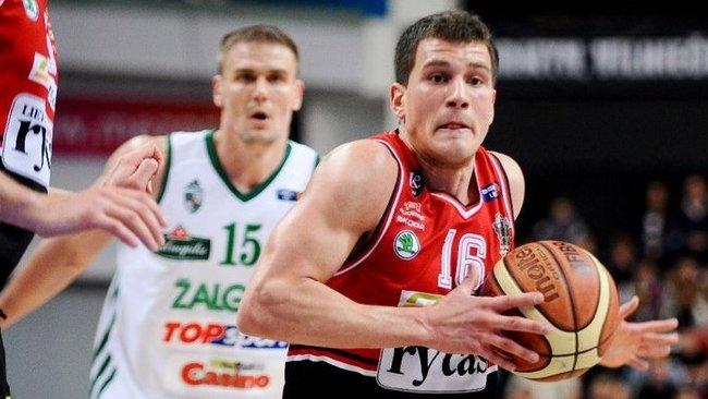 N.Nedovičius išsiskyrė rezultatyviais perdavimais (Fotodiena.lt)