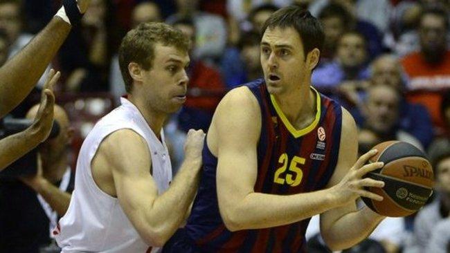E.Lorbekas Barselonoje rungtyniavo nuo 2009-ųjų metų (Scanpix)