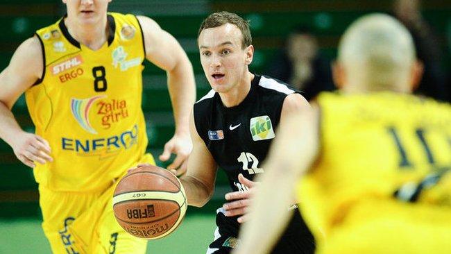 M.Stašys sužaidė vienas geriausių rungtynių šį sezoną (Fotodiena.lt)