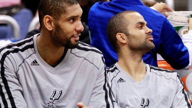"""""""Spurs"""" vadovai žino, kaip neišleisti daug pinigų ir turėti pajėgius žaidėjus (Scanpix nuotr.)"""