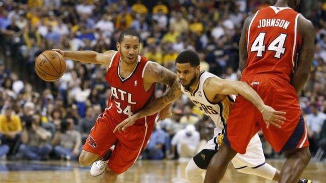 D.Harrisas grįžta ten, kur pradėjo NBA karjerą (Scanpix)