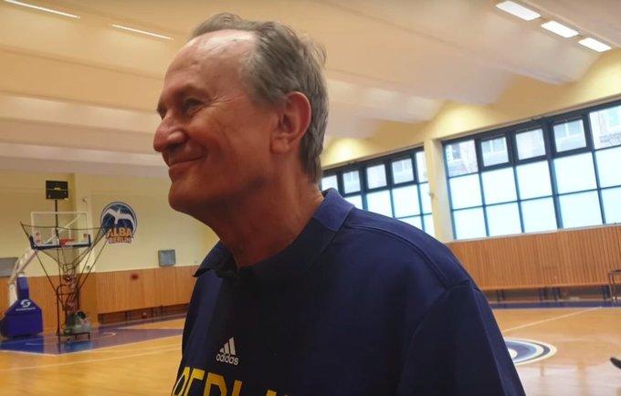 A.Garcia Renesesas kalbėjo apie lietuvius savo komandose
