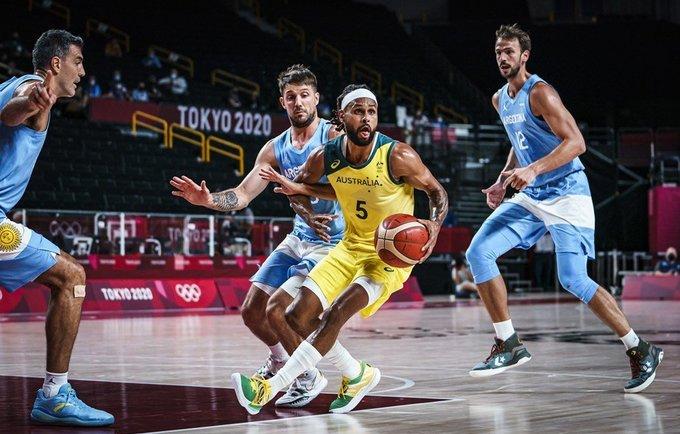 P.Millsas ketvirtfinalyje žaidė užtikrintai (FIBA nuotr.)