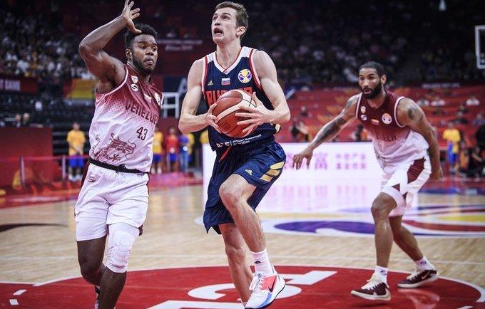 G.Motovilovas persikėlė į Krasnodaro ekipą (FIBA nuotr.)