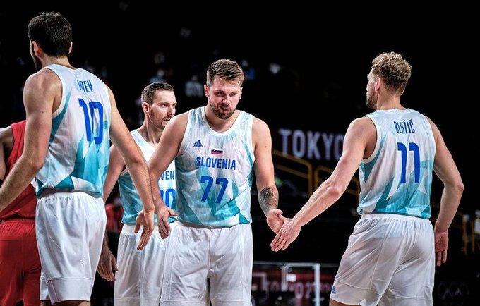 Ar ispanai sugebės sulaikyti slovėnus? (FIBA nuotr.)