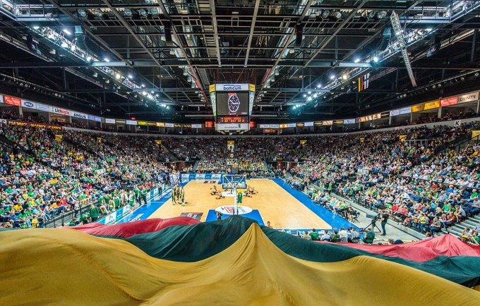 Lietuva pateko į dešimtuką (Lino Žemgulio nuotr.)