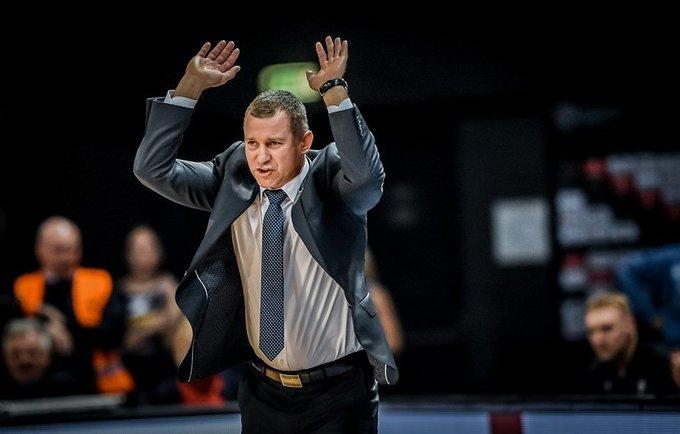T.Rinkevičiaus kariauna iškovojo trečią pergalę (FIBA Europe nuotr.)