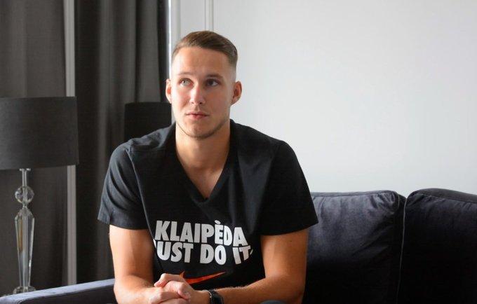 """T.Sedekerskis šį sezoną rungtyniauja """"Neptūne"""""""