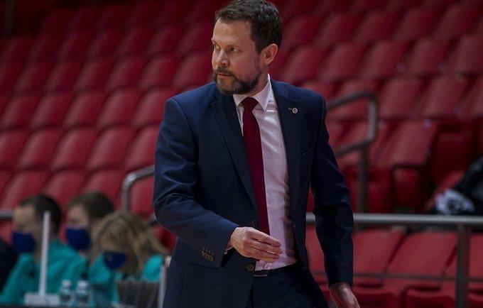 G.Žibėnas nori sukurti komandą, kurioje vadovautų žaidėjai (FIBA Europe nuotr.)