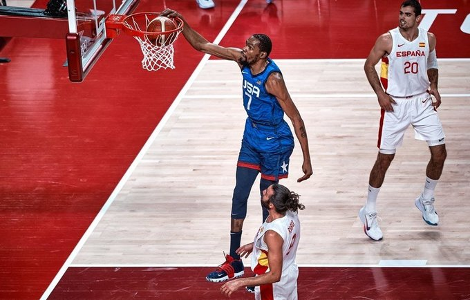 Durantas (FIBA nuotr.)