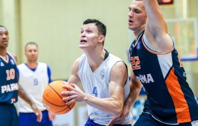 """Ž.Janavičius pelnė 13 taškų (""""Neptūno"""" nuotr.)"""
