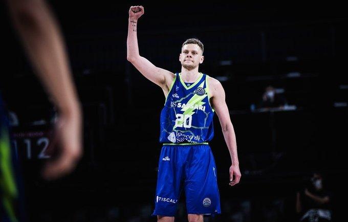 E.Bendžius buvo itin sunkiai sulaikomas (FIBA Europe nuotr.)