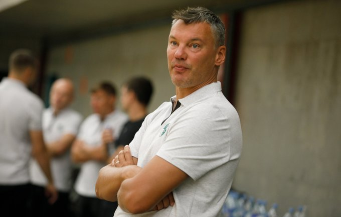 """Š.Jasikevičius nemano, kad """"Baskonia"""" yra neparanki (BNS nuotr.)"""