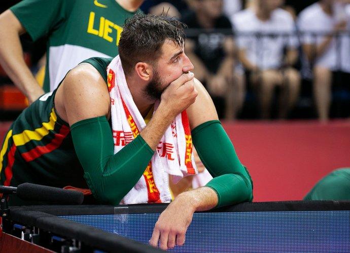 Lietuvių dabar laukia FIBA susukti galvosūkiai (BNS nuotr.)