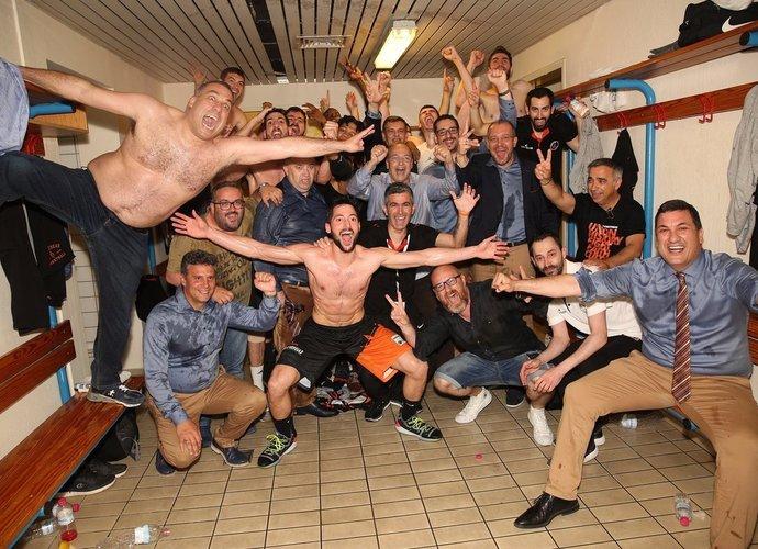 Patrų ekipa šiemet žaidė Graikijos lygos finale