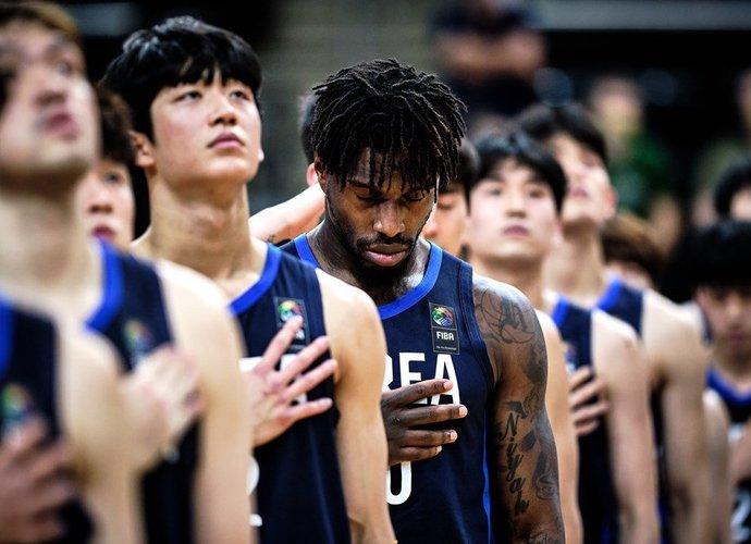 Pietų Korėjos rinktinė bandys mesit iššūkį lietuviams (FIBA Europe nuotr.)