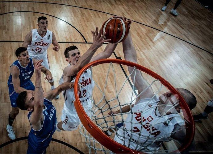 A.Wačynskis vedė lenkus į priekį (FIBA Europe nuotr.)