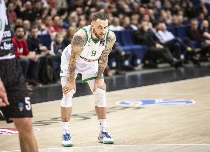 O.Varanauskas sužaidė geriausią sezono mačą (BNS nuotr.)