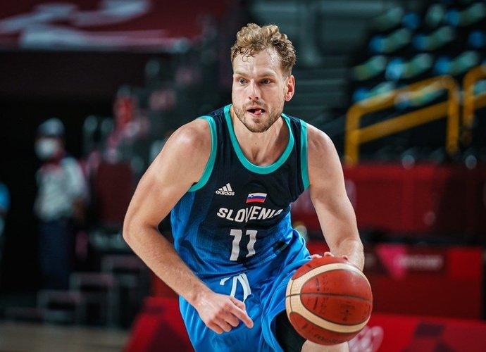 J.Blažičius gali atvykti į Kauną (FIBA nuotr.)