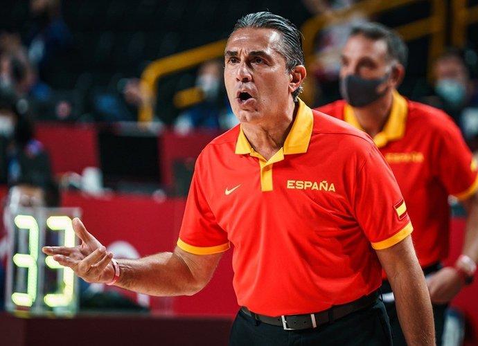 S.Scariolo komandos laukia rimtas iššūkis (FIBA nuotr.)