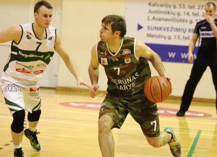 Ž.Šeštokas pelnė 13 taškų (NKL/S.Čirba)