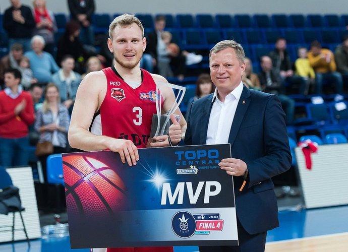 A.Urbonas žibėjo NKL finaliniame ketverte (Dainius Lukšta, NKL)