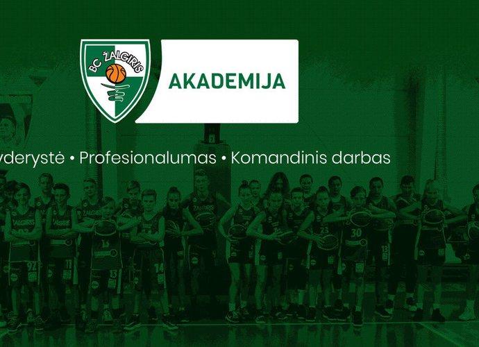 """Jaunieji krepšinio talentai nuo šiol augs """"Žalgirio"""" akademijoje (www.zalgiris.lt nuotr.)"""