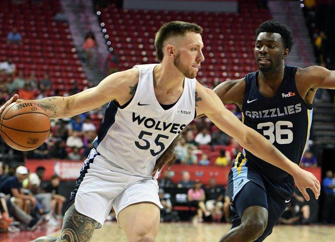 M.Creekas labai trumpai žaidė NBA (Scanpix nuotr.)