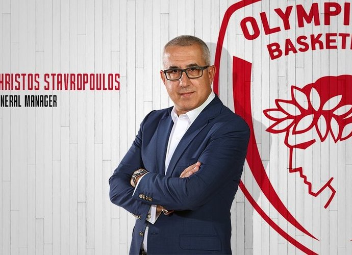 Ch.Stavropoulos paliko Pirėjo klubą