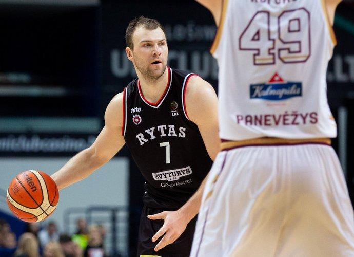 A.Parachovskis atnešė pergalę (BNS nuotr.)