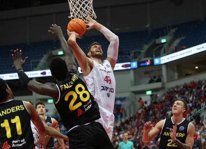 M.Kupšas žaidė kol kas geriausią savo mačą (FIBA Europe nuotr.)