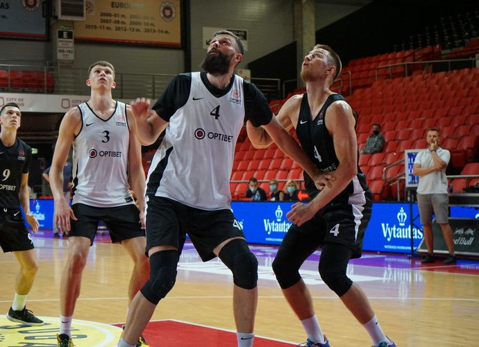 "V.Čepukaitis surinko 18 n.b. (""Optibet Summer League"" nuotr.)"