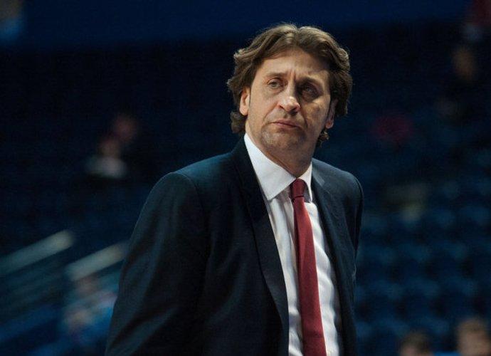 M.Nicola treniruos Ispanijos klubą (BNS nuotr.)