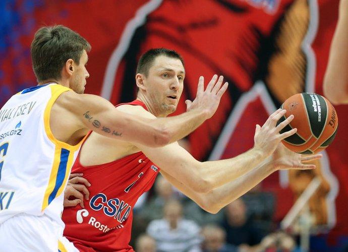 V.Fridzonas paliko CSKA (Scanpix nuotr.)