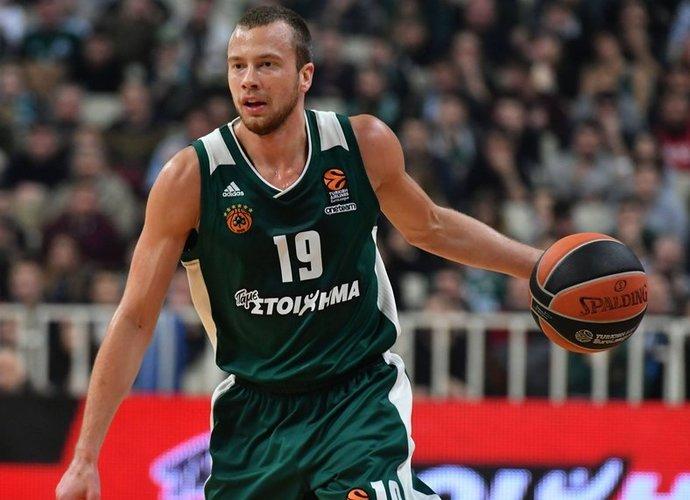 """Pirmajame mače nesublizgėjęs L.Lekavičius sieks gerai pasirodyti prieš buvusią savo ekipą (""""Facebook"""" nuotr.)"""