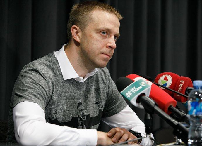 """P.Motiejūnas atskleidė """"Žalgirio"""" biudžeto paslapties šydą (BNS nuotr.)"""