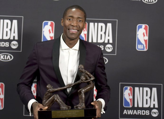 J.Crawfordas toliau žais NBA (Scanpix nuotr.)