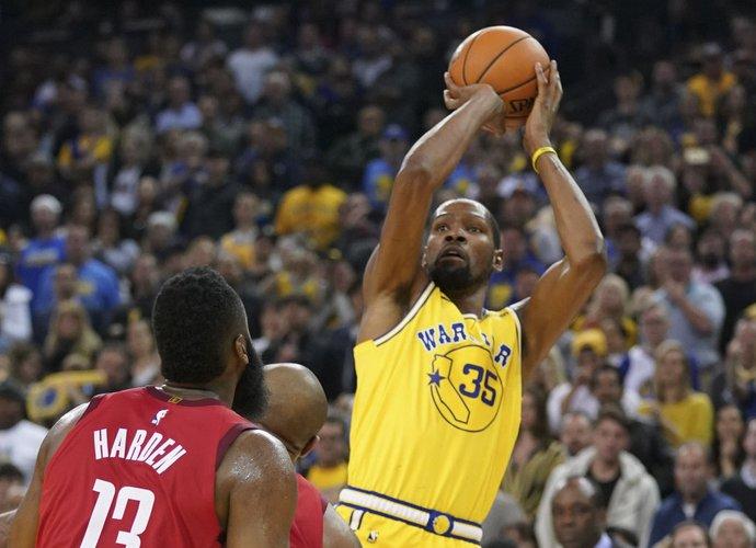 K.Durantas rinksis iš keturių klubų (Scanpix nuotr.)