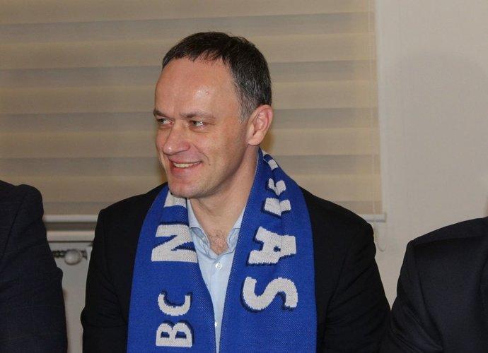S.Ambrazevičius turi priekaištų Utenos ir Pasvalio klubams