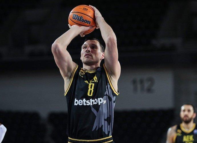 J.Mačiuliui šis sezonas gali būti paskutinis (FIBA Europe nuotr.)