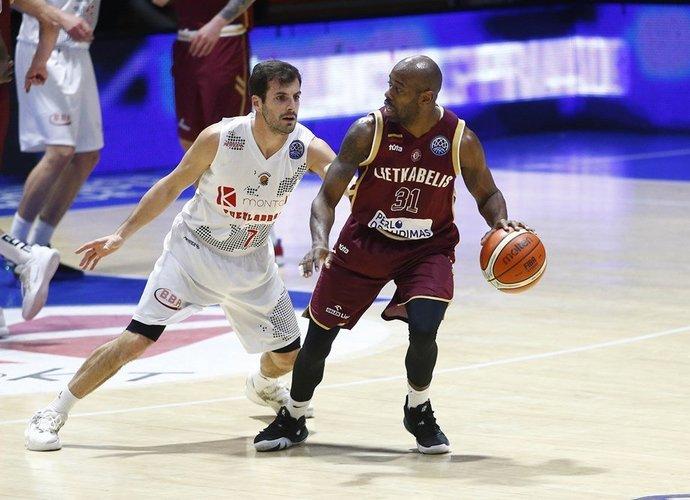 J.Wilsonas sužaidė puikias rungtynes (FIBA Europe nuotr.)
